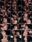 Nanako Nanahara - Nanako Nanahara's Sticky Bukkake Facial [FullHD 1080p]