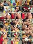 FakeHostel, FakeHub: Sofia Lee, Sereyna Gomez - Stuck In A Sleeping Bag (FullHD/1080p/862 MB)