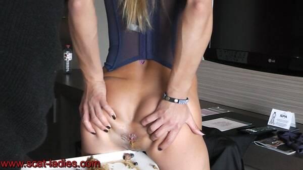 Nikky Thorne - The Scat Servant (FullHD 1080p)