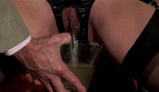 Samy Omidee - Submission, Scene 1 - Piss! (SD 486p)