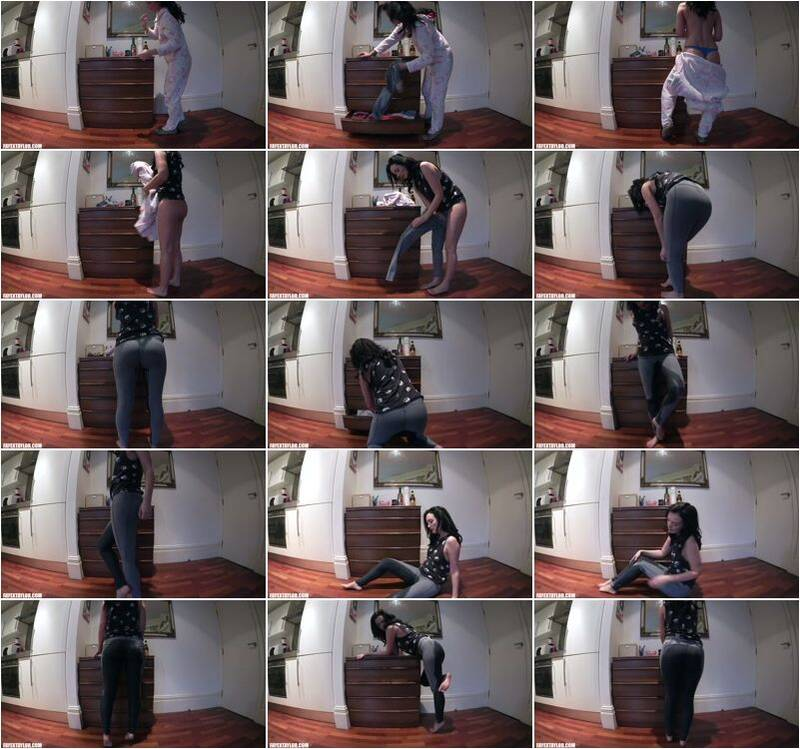 FayeXTaylor, Clips4Sale - Getting Dressed (31.03.16) [FullHD 1080p]