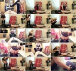 Toilet slave filled with shit, piss and spit! Part 1 - Femdom (FullHD 1080p)