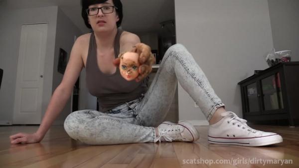 Jeans pooping Break up Revenge - Solo Scat (FullHD 1080p)