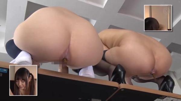 A Schoolgirl In Her First Lesbian Scat Love Mana Makihara Sachi Manaka - JAV Scat (HD 720p)