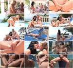 Carli Banks & Nella - Water Sports (HD 720p)