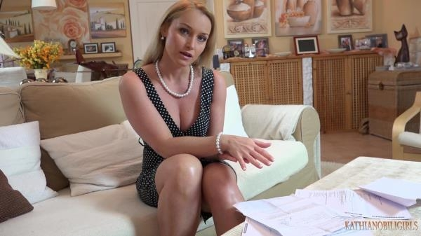 Kathia Nobili - Immigration problems - To keep your mommy?! (FullHD 1080p)