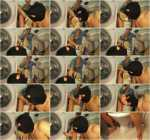 Slave in the toilet of Mistress Emily (FullHD 1080p)