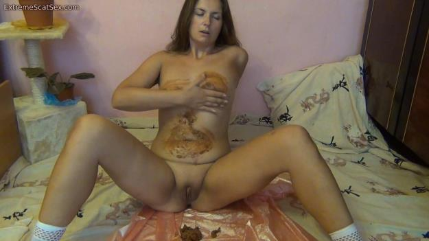 Scat at home (FullHD 1080p)