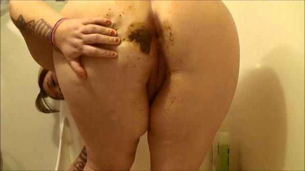 Satin Panty Shit and Taste - Part 1 (FullHD 1080p)