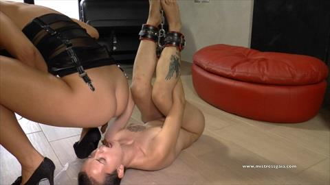 Mistress Gaia - Suffering Continues (FullHD 1080p)