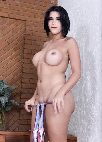 Agatha Melo - Agathas Sensational Orgasm... (Franks-TGirlWorld.com/433 MB)