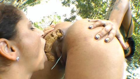 Natalia Martinez - Lesbian Scat Military Girls - Mistress Natalia Martinez (FullHD 1080p)