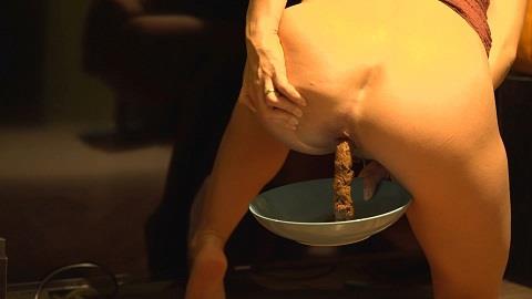 PrincessNikki - Sperm on shit for you (FullHD 1080p)