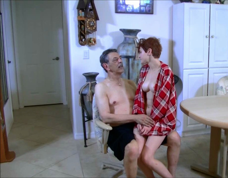 Clips4Sale: Various Actris Grandpa Helped Me [HD 720p]
