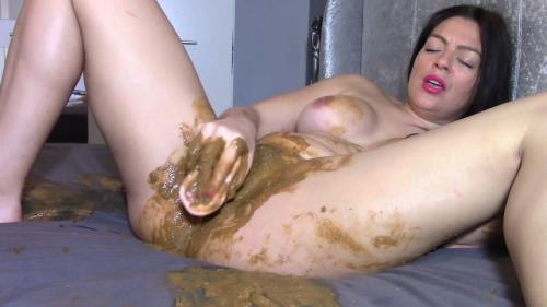 Evamarie88 - Mommy And Step-Son Scat Sex (FullHD 1080p)