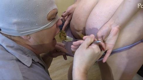 MilanaSmelly - Sweet dessert of women's panties! (HD 720p)