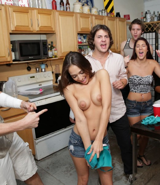 Porn Student Party