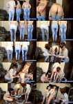 ModelNatalya94 - Dirty women show in jeans (FullHD 1080p)