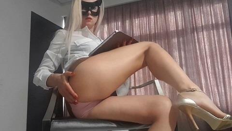 Thefartbabes - Push Nasty In Panties (FullHD 1080p)