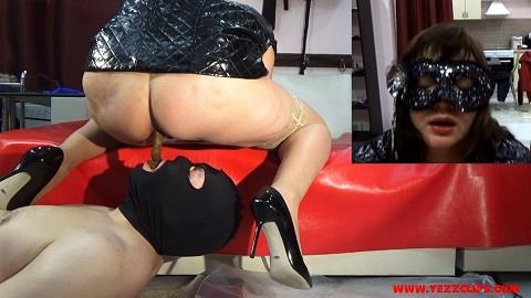 Mistress Annabelle - Shit lover (FullHD 1080p)