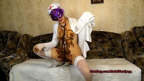 ModelNatalya94 - Dirty show nurses (FullHD 1080p)
