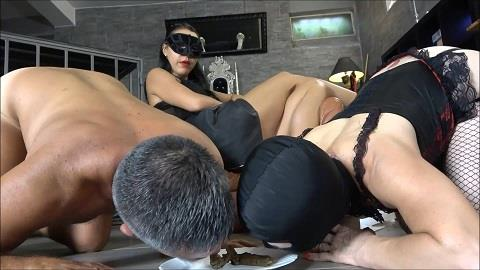 Mistress Gaia - Sharing my special meal (FullHD 1080p)